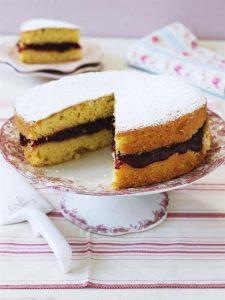 Cream Cakes / Victoria Sandwich