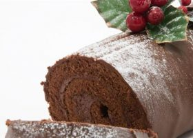 Chocolate Sponge Yule