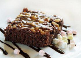 Chocolate Marshmallow Brownies