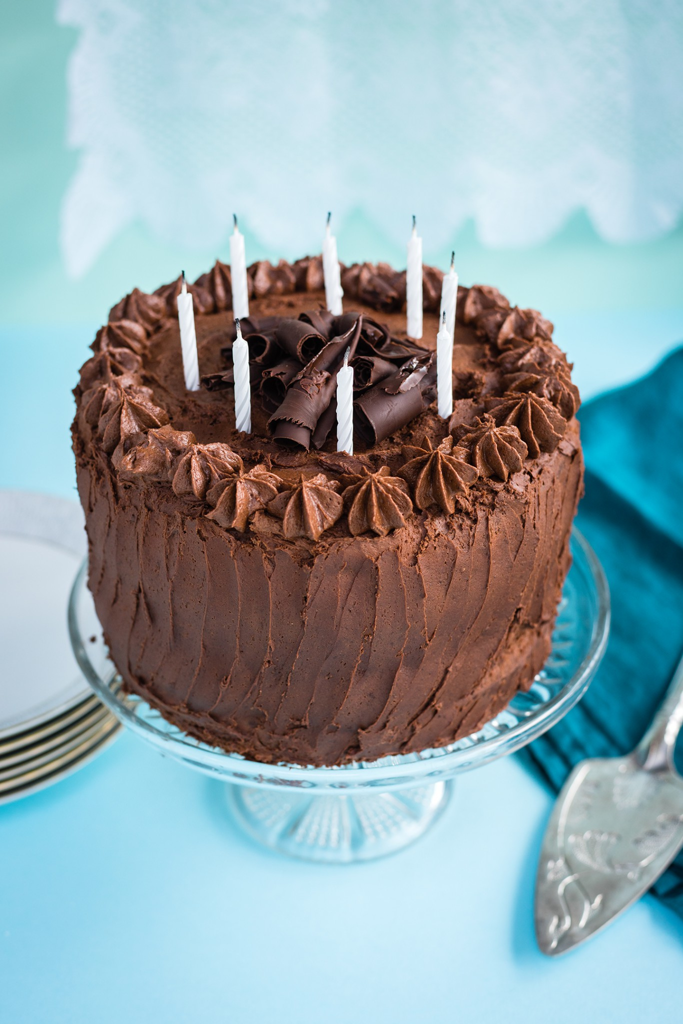 Luxury Chocolate Cake Fab