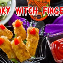 FishIsTheDish [spooky witch fingers] SWAGGED