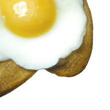 Fried-egg-on-toast