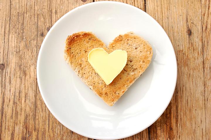 Love toast