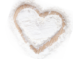 Love flour