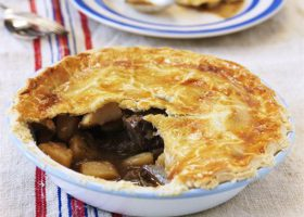 Meat And Potato Pie Fab