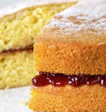 What Raising Agent Is Used In Creamed Sponge Cakes