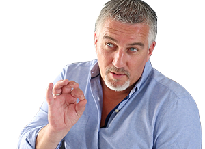 Paul Hollywood helps us to avoid baking mistakes